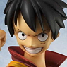 Excellent Model Portrait.Of.Pirates One Piece Series `Edition-Z` Monky D Luffy (PVC Figure)