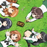 [Girls und Panzer] Character Universal Rubber Mat [Assembly] (Anime Toy)