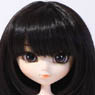 Semi Long (Natural Black) (Fashion Doll)