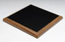 High Grade Wooden Base for Display - Vignette Base L (Oak) (Display)