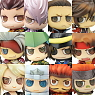 One Coin Grande Figure Collection Sengoku Basara -Heroes Gather- 12 pieces (PVC Figure)