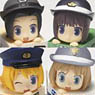 Hakotetsu: Tetsudou Musume Collection vol.1 (8pcs.) (Model Train)