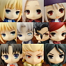 Petanko Mini! Trading Figures: Fate/Zero 10 pieces (PVC Figure)