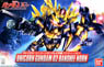 Unicorn Gundam 02 Banshee Norn (SD) (Gundam Model Kits)