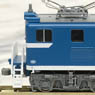 Chichibu Railway Type Deki 500 Blue (Model Train)