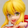Saber [Fate/Extra Ver.] red edition Beach Queens Ver. (PVC Figure)