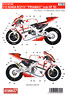 RC211V `PRAMAC` MotoGP `03 (Decal)