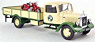 Mercedes-Benz L3000 Pick Up Truck Puch SG `Puch` w/Motorbike (Diecast Car)