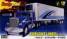 SnapTite Freightliner & Trailer (Model Car)