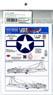 1/32 USAAF B-17F/G Flying Fortress Caution decal (Decal)