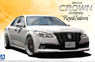 AWS210 Crown Hybrid Royal Saloon G `12 20inch Custom (Model Car)