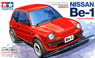 Nissan Be-1 Red Version (Type 3 Chassis) (Mini 4WD)