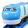 Chuggington Plarail CS-08 Plarail Hoot and Toot (3-Car Set) (Plarail)