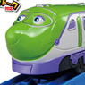 Chuggington Plarail Touch DE! Series CT-02 Koko Chug Speed Team (Plarail)