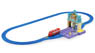 Chuggington Plarail Touch DE! Talk Wilson and vee Chat Tunnel Set (Plarail)
