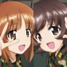 Girls und Panzer Band File (Anime Toy)