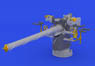 German Submarine Equippede 88mm Gun (Plastic model)