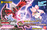 Pokemon Plastic Model Collection Select Series Yveltal & Diancie (Plastic model)