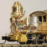 (HOe) [Limited Edition] Kiso Forest railway Baldwin Steam Locomotive II Middle Production (Pre-colored Completed Model) (Model Train)