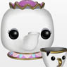 POP! - Disney Series: Beauty and the Beast - Mrs. Potts & Chip (Completed)