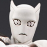 Super Figure Action [JoJo`s Bizarre Adventure] Part IV 16.Killer Queen (Hirohiko Araki Specify Color) (PVC Figure)