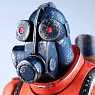 Team Fortress2 Robot Pyro Red (Completed)