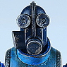 Team Fortress2 Robot Pyro Blue (Completed)