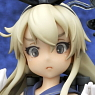 Kantai Collection Shimakaze Half-Damage Ver. (PVC Figure)