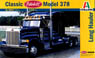 Classic Peterbilt Model 378 (Model Car)