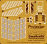 N.S.E.A Protector Detail Up Photo-Etched Parts (Plastic model)