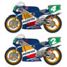 Repsol NSR250 1990-91 Decal Set (Decal)