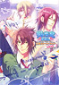 Hakuoki SSL -sweet school life- Official Fanbook After School (Art Book)