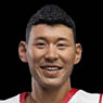 Real Masterpiece Collectible Figure/ NBA Collection: Jeremy Lin RM-1047