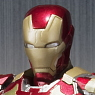 S.H.Figuarts Iron Man Mark42 (Completed)