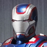 S.H.Figuarts Iron Patriot (Completed)