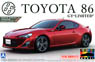 TOYOTA86`12 (Lightning Red) (Model Car)