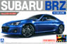 SUBARU BRZ`12 (WR Blue Mica) (Model Car)