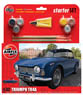 Triumph TR4A (Model Car)