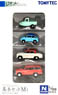 The Car Collection Basic Set M1 (4 Cars Set) (Model Train)