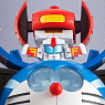 Chogokin Super Combination SF Robot Fujiko F. Fujio Characters (Completed)