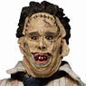 The Texas Chainsaw Massacre/ Leather Face 8 Inch Action Doll (Completed)