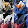 Gundam Cosmic Light 6 pieces (Shokugan)