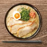 Delicious Mat Series Tonkotsu Ramen (Anime Toy)