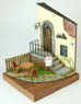 1/24 France Cider bar (Craft Kit) (Accessory)