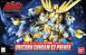 Unicorn Gundam 03 Phenex (SD) (Gundam Model Kits)