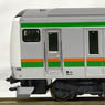 Series E233-3000 Takasaki Line/Utsunomiya Line (Attached Formation 5-Car Set) (Model Train)