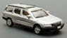 Foreign Car 2 - Silver (1pc.) (Model Train)