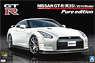 NISSAN GT-R (R35) Pure Edition 2014 Model with Engine (Model Car)
