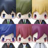 Koedaraizu Free! 6 pieces (PVC Figure)