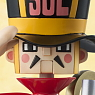 Excellent Model Portrait.Of.Pirates One Piece `Sailing Again` One-legged Soldier (PVC Figure)